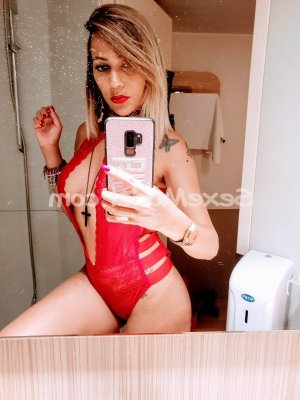 Naicha escorte girl lovesita massage sexy à Marennes