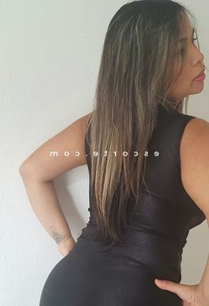 Claire-marine massage sexy à Paris 1